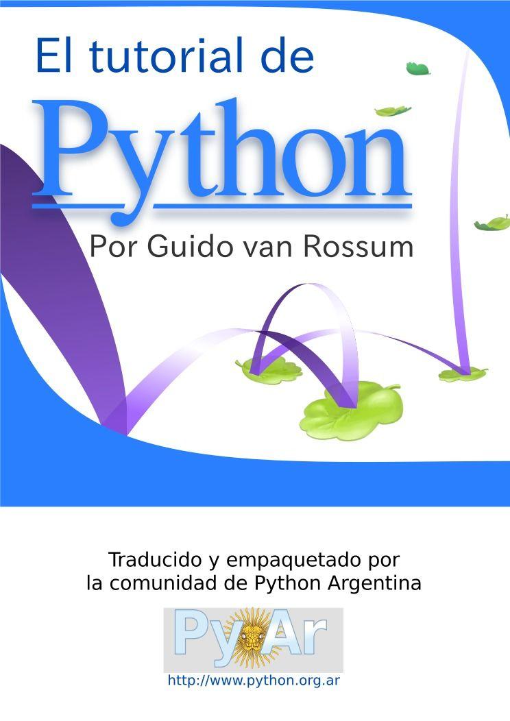 Compartiendo documentación. El tutorial de python 3 (español) | gutl.