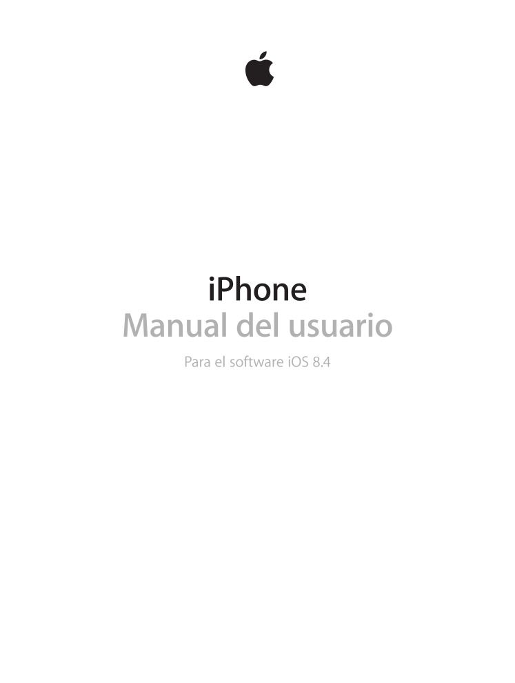 Imágen de pdf Manual del usuario del iPhone