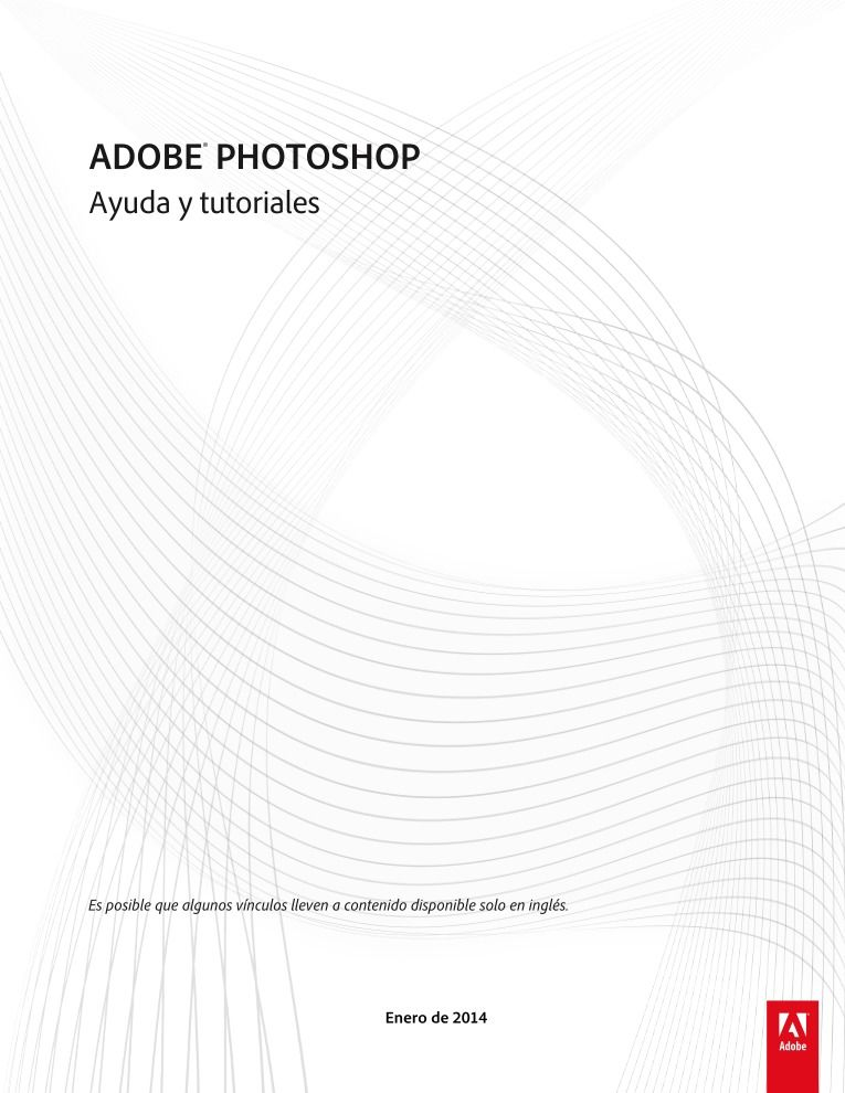 Imágen de pdf Adobe Photoshop - Ayuda y tutoriales