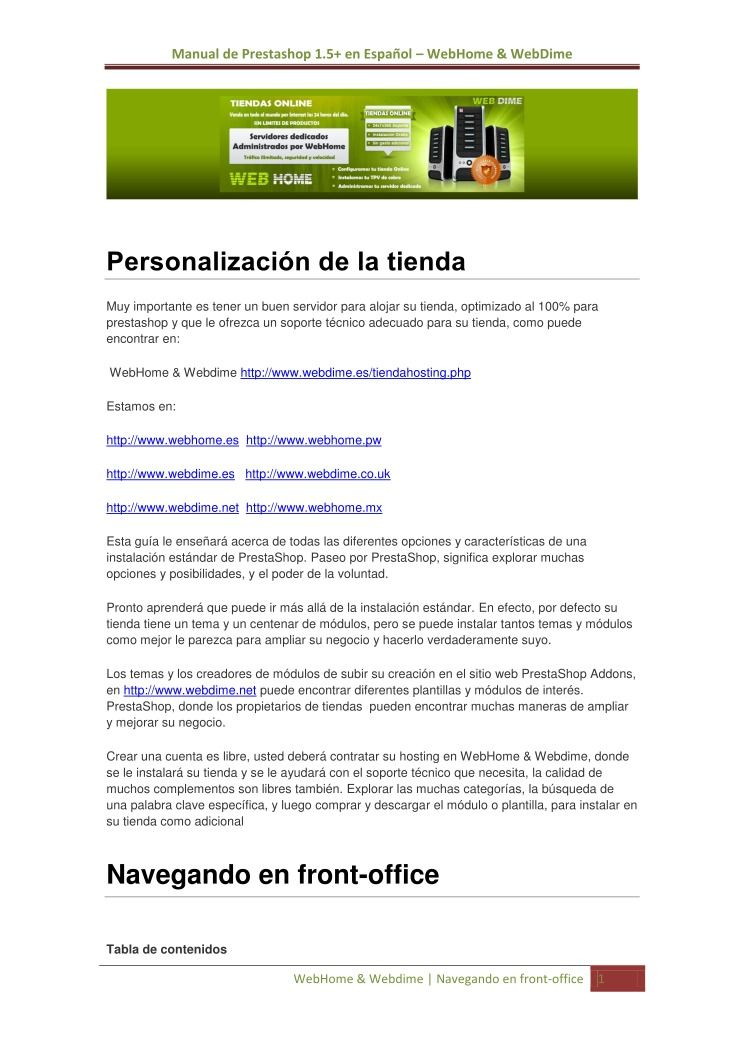 Pdf de programaci n manual de prestashop 1 5 en espa ol for Manual de acuicultura pdf