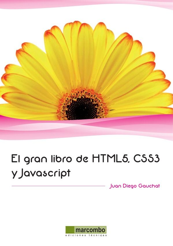 libro html y css pdf