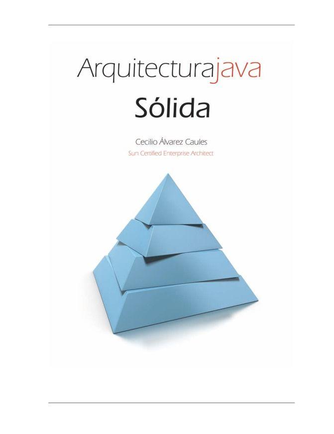 Pdf De Programaci N Arquitectura Java S Lida 1 0