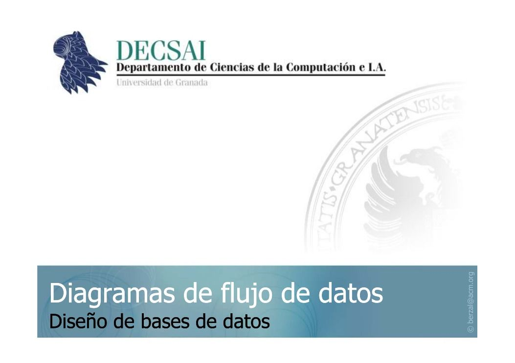 pdf de programación - diseño lógico - diseño de bases de datos