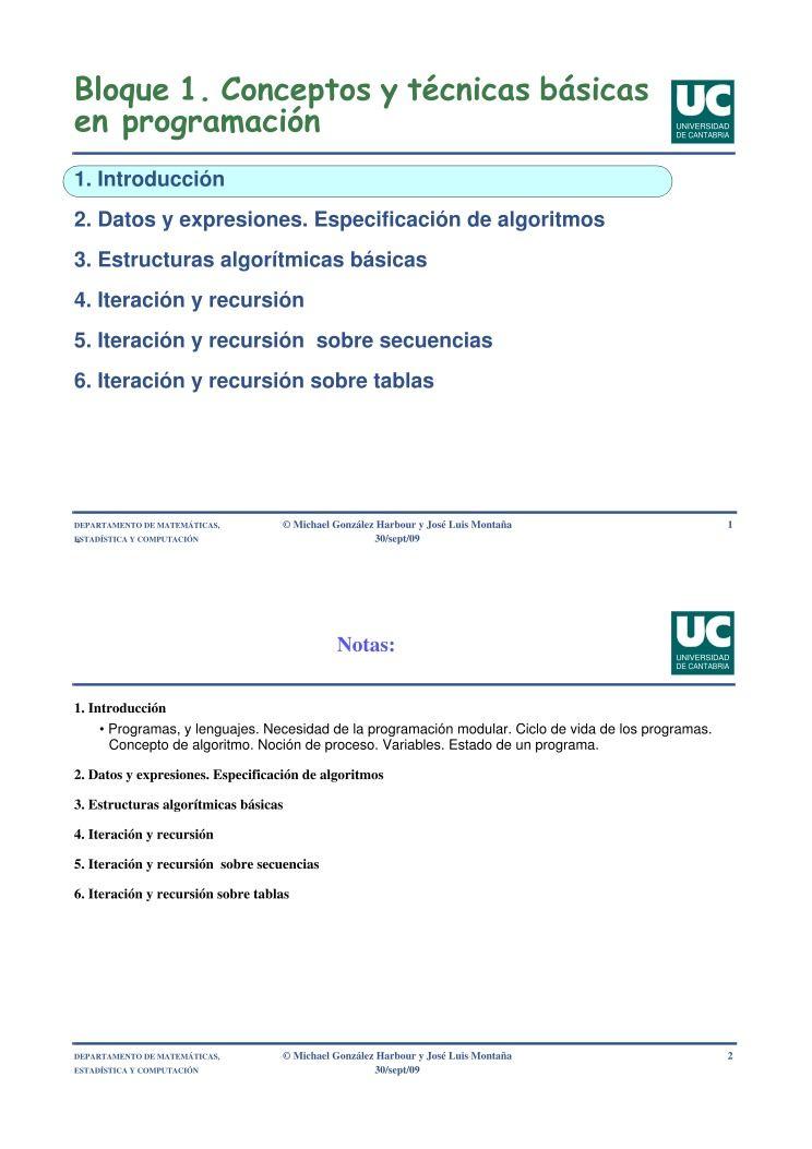 Pdf de programaci n bloque 1 conceptos y t cnicas for Tecnicas basicas de cocina pdf