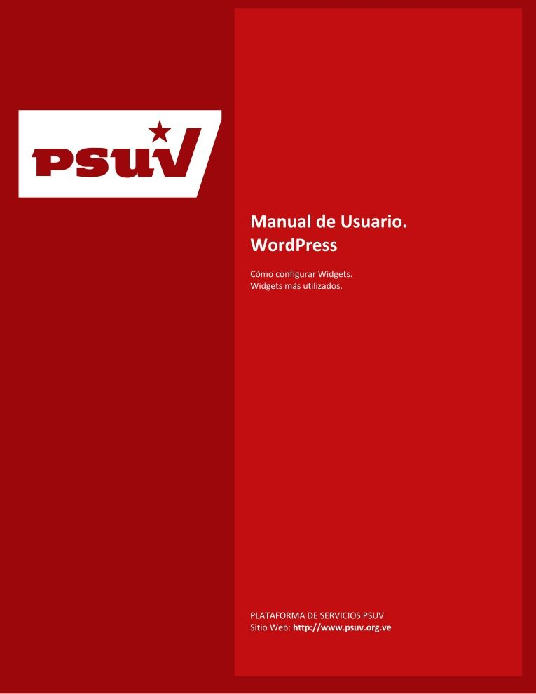 Pdf de programaci n manual de usuario wordpress for Manual de acuicultura pdf