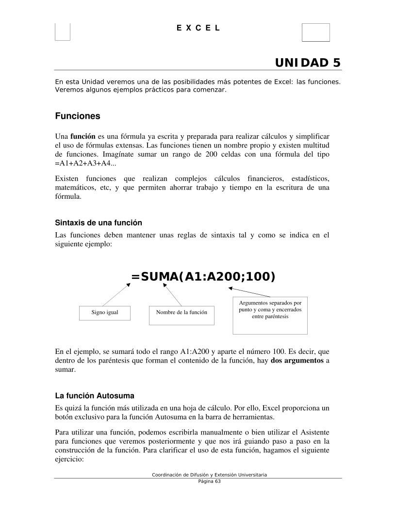 PDF de programación - excel 2