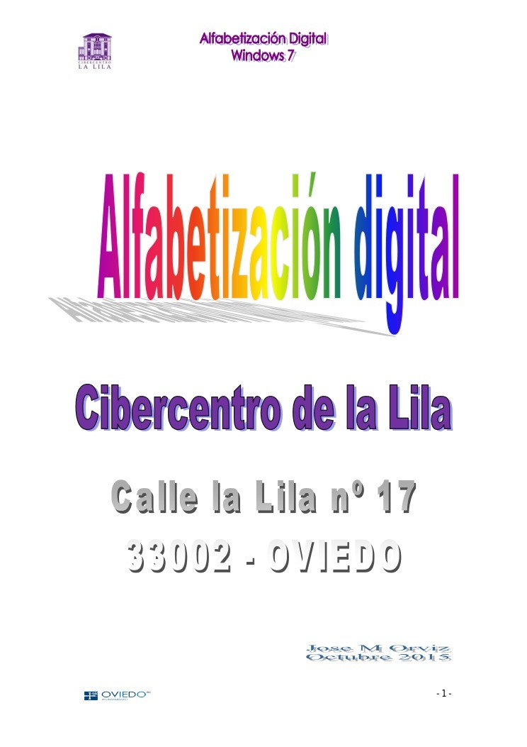 Imágen de pdf Alfabetización Digital - Windows 7
