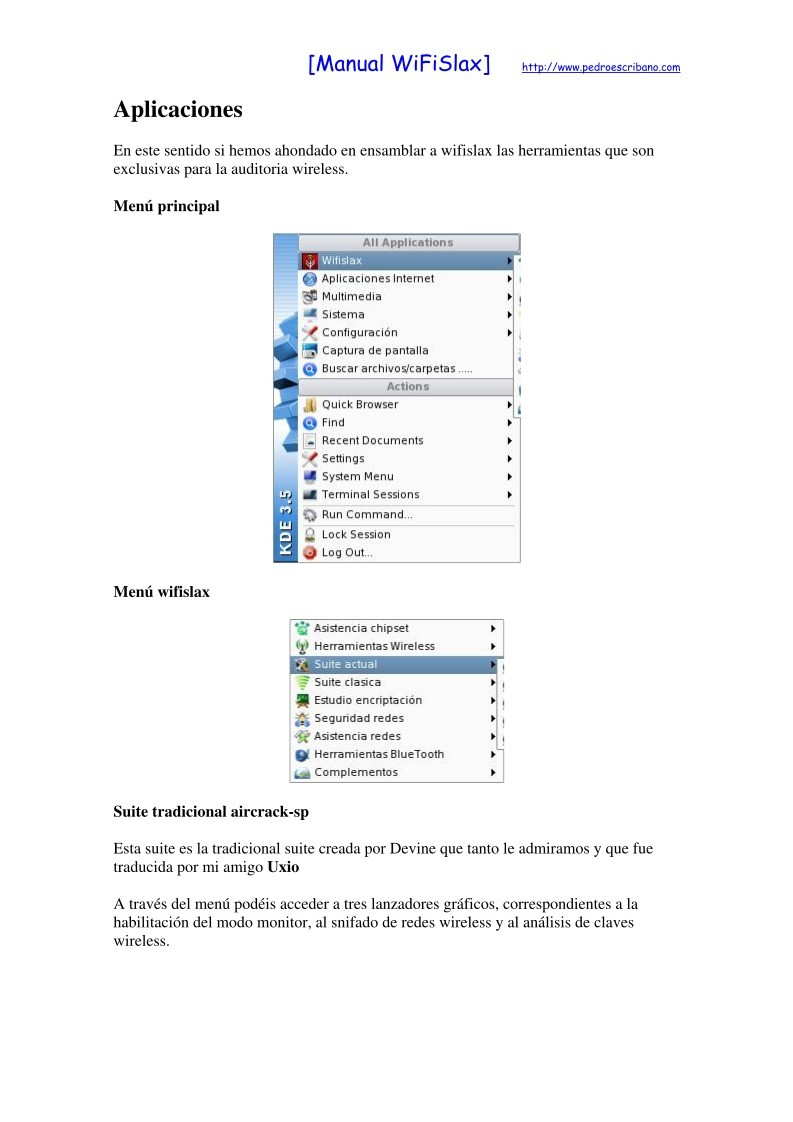 Pdf de programaci n manual wifislax for Manual de acuicultura pdf
