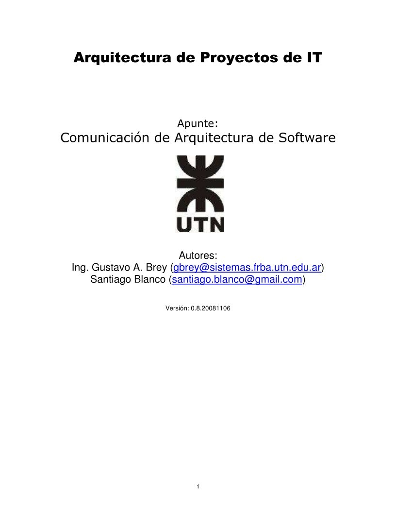 Pdf De Programaci N Comunicaci N De Arquitectura De