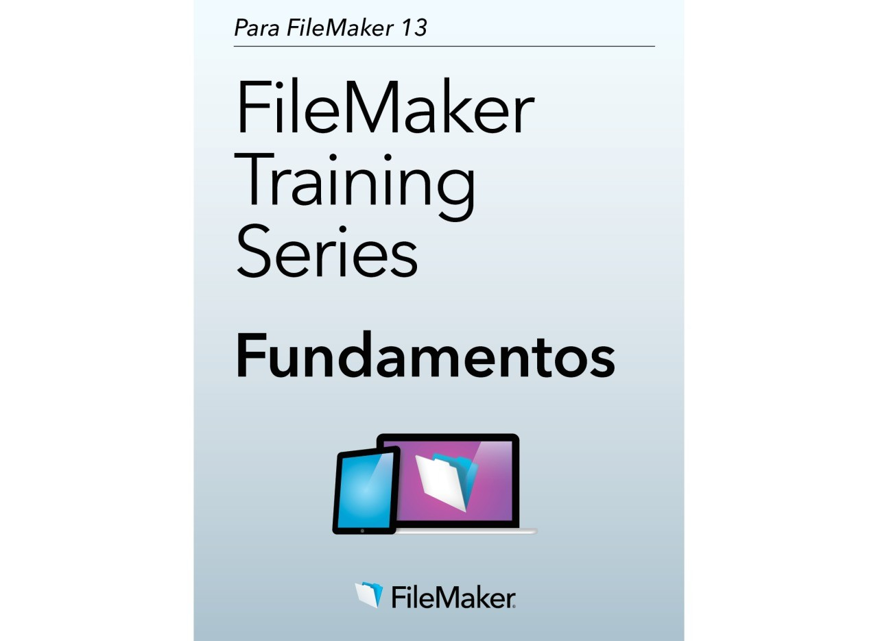 Imágen de pdf FileMaker training series - Fundamentos