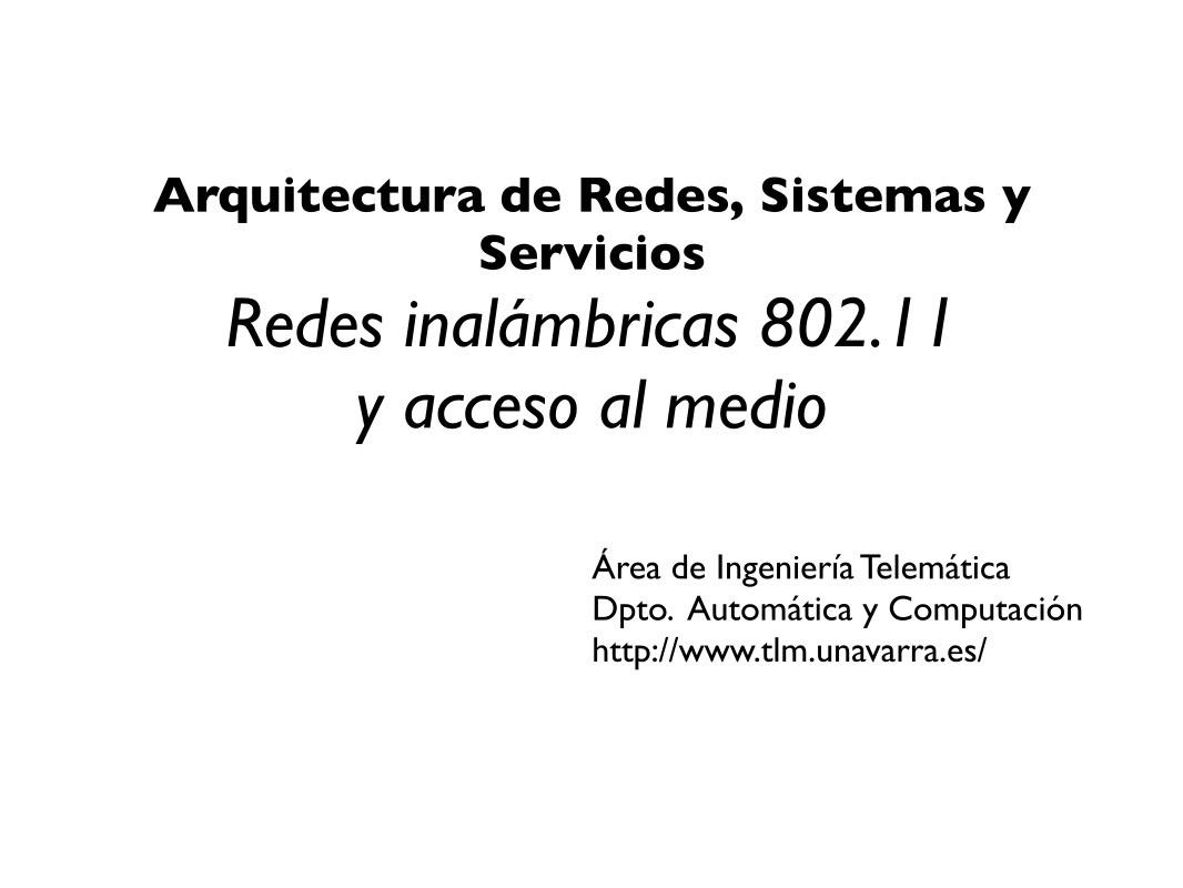 Pdf De Programaci N Arquitectura De Redes Sistemas Y