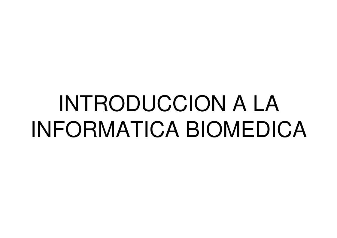 Pdf de programaci n introduccion a la informatica biomedica for Introduccion a la gastronomia pdf