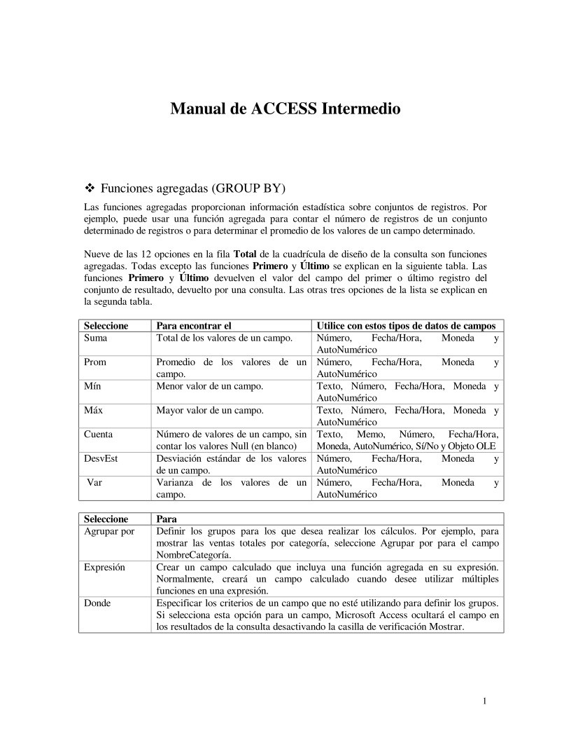 Imágen de pdf Manual de ACCESS Intermedio