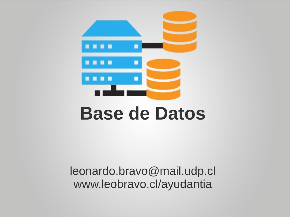 Imágen de pdf Base de Datos - Laboratorio