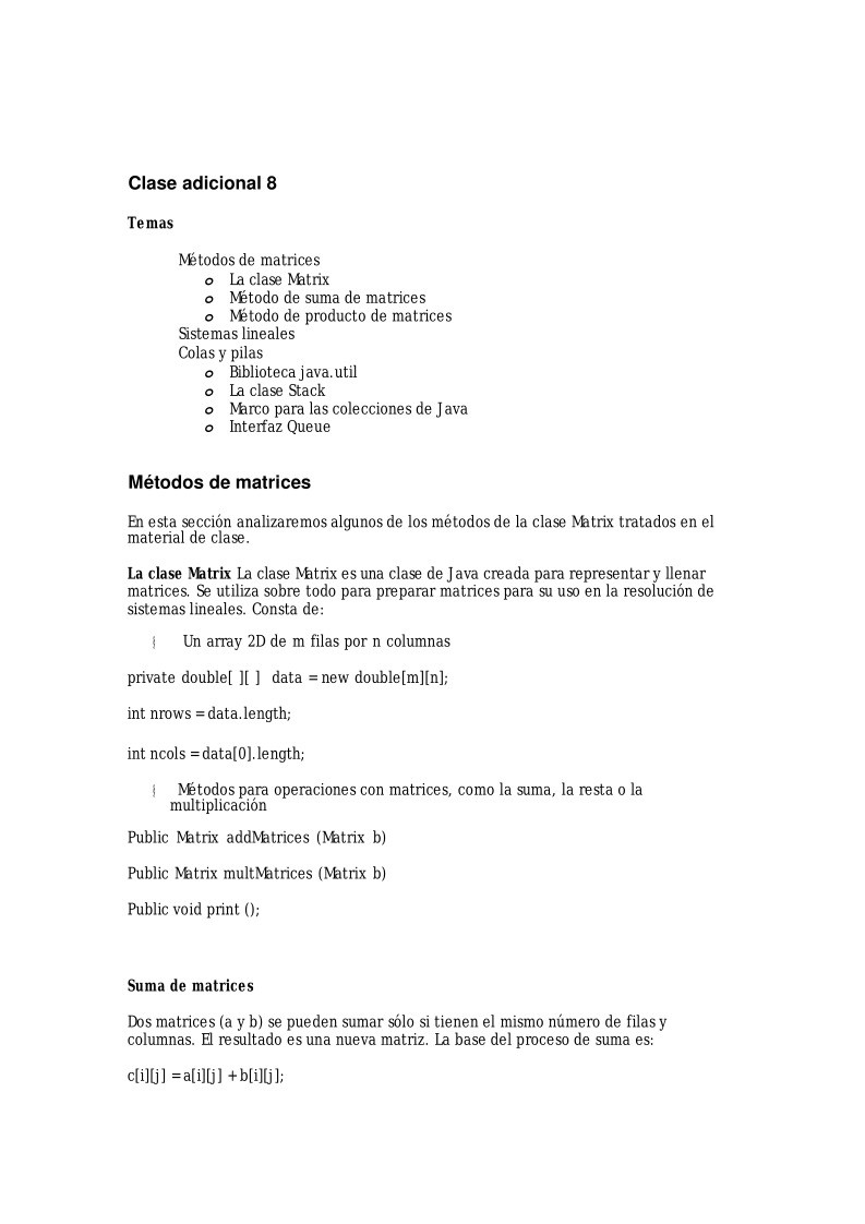 PDF de programación - Clase adicional 8