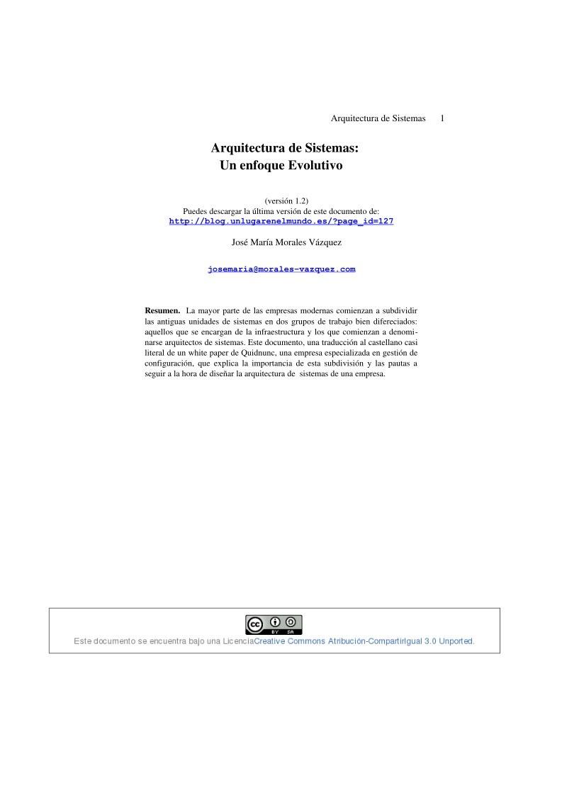 Pdf De Programaci N Arquitectura De Sistemas Un Enfoque