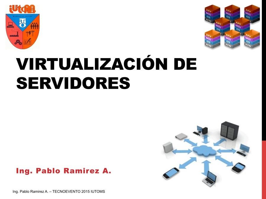 De servidores pdf virtualizacion