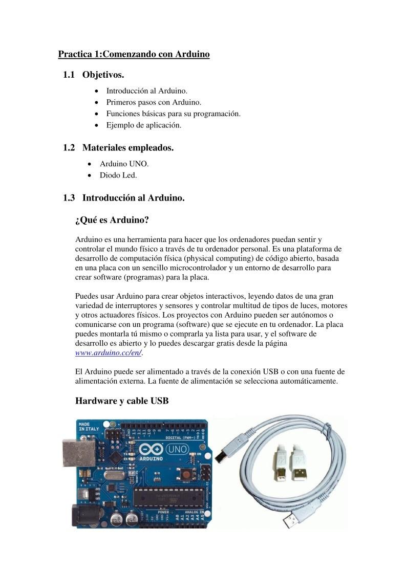 how to program arduino pdf
