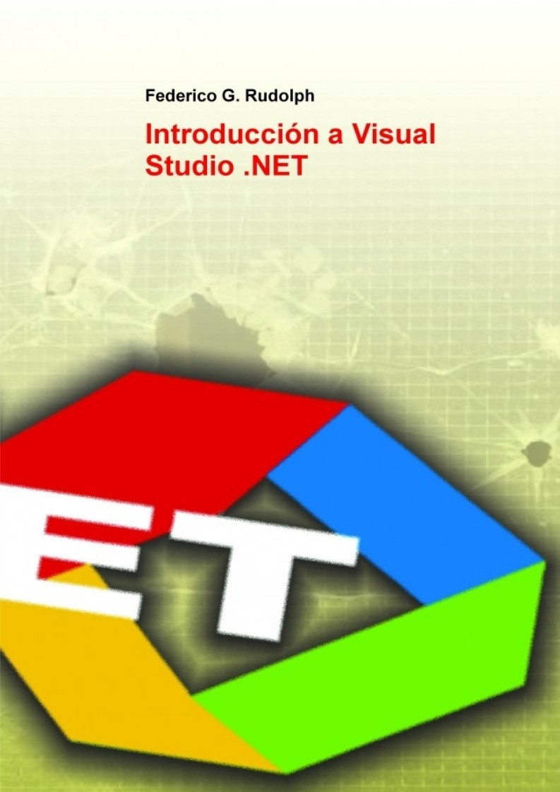 Imágen de pdf Introduccion a Visual Studio NET