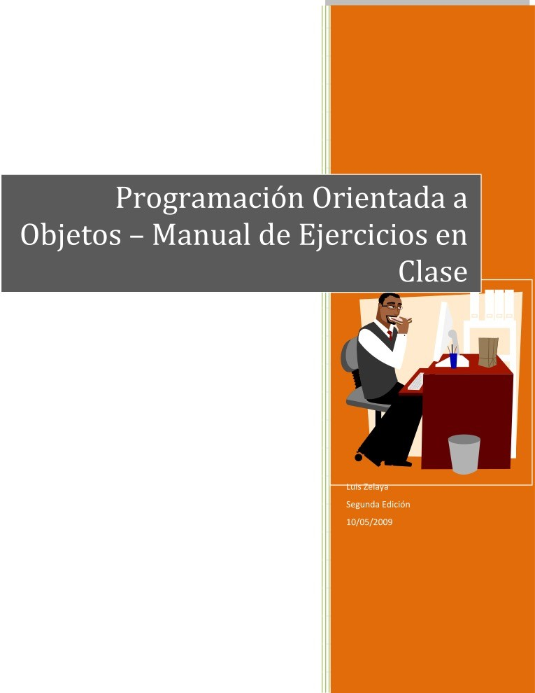 programacion orientada a objetos c++ libro pdf
