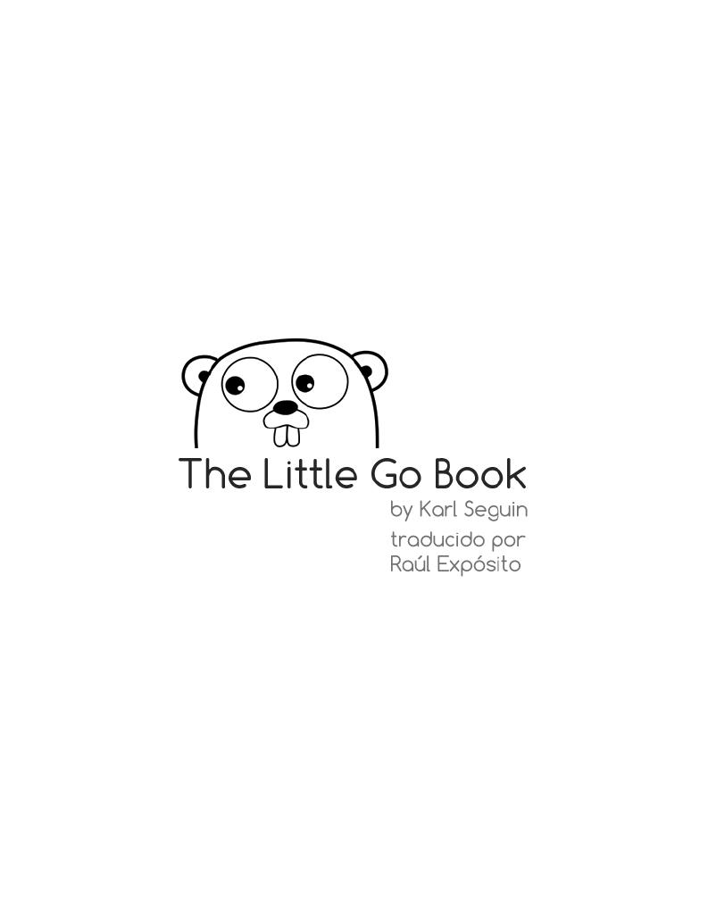 Imágen de pdf The litte go book