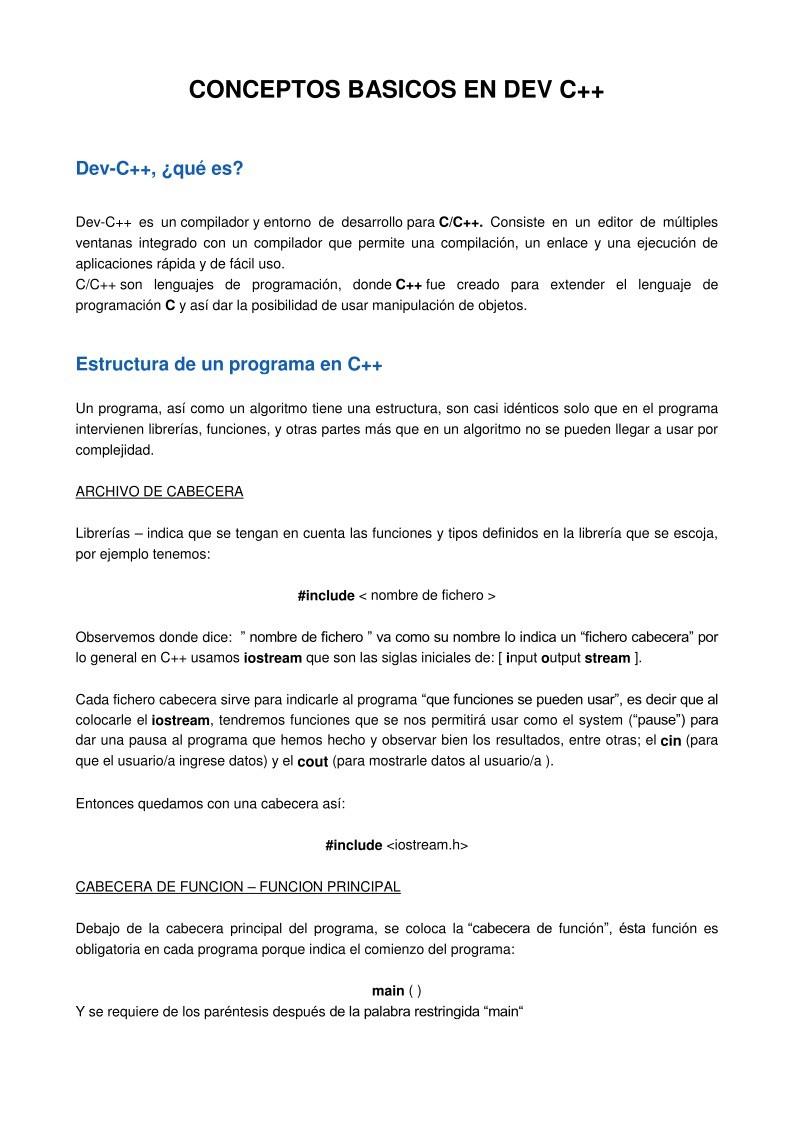 pdf de programaci n conceptos b sicos en dev c On conceptos basicos de cocina pdf
