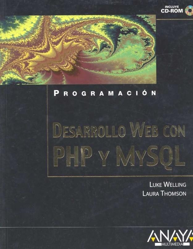Pdf De Programación Desarrollo Web Con Php Y Mysql