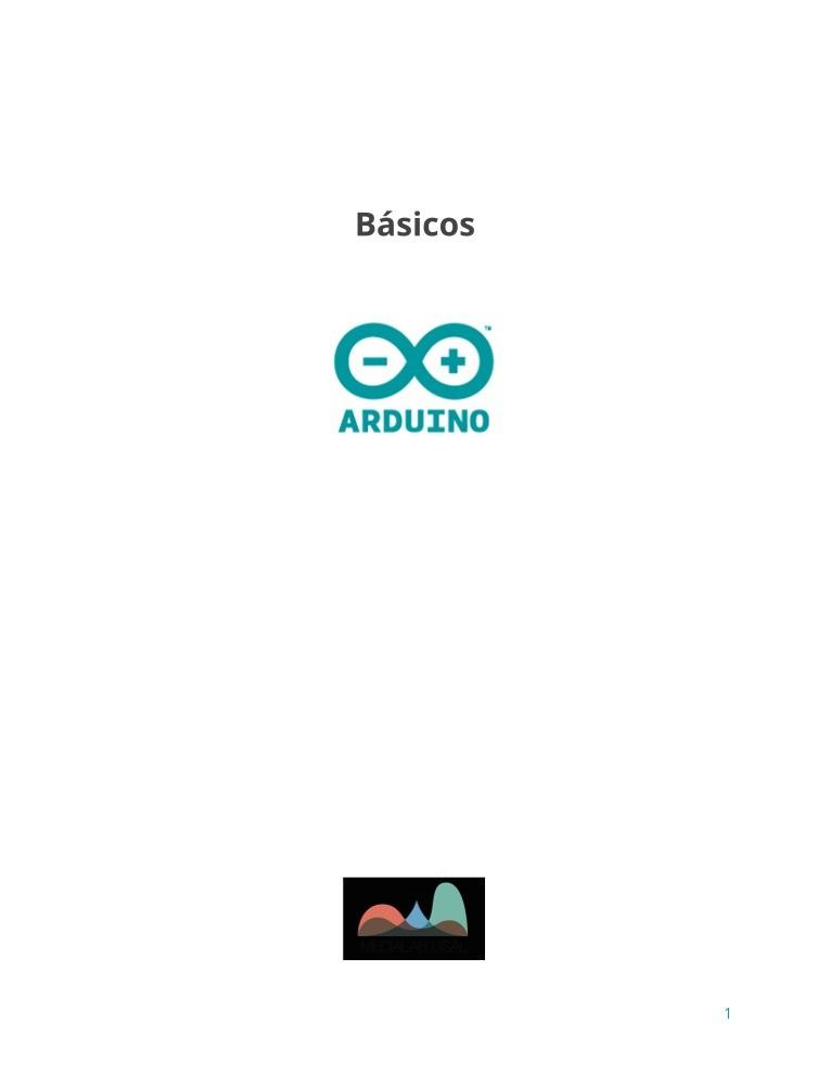 Pdf De Programación Basicos Arduino