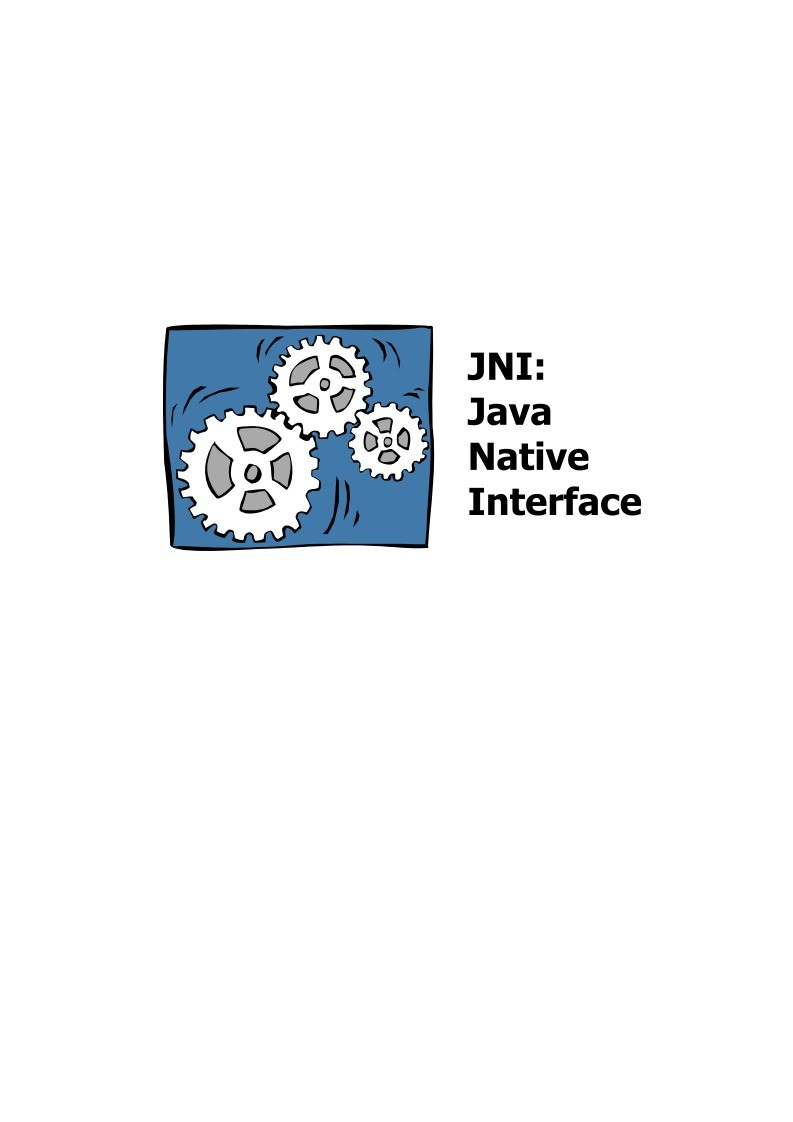 Imágen de pdf JNI: Java Native Interface