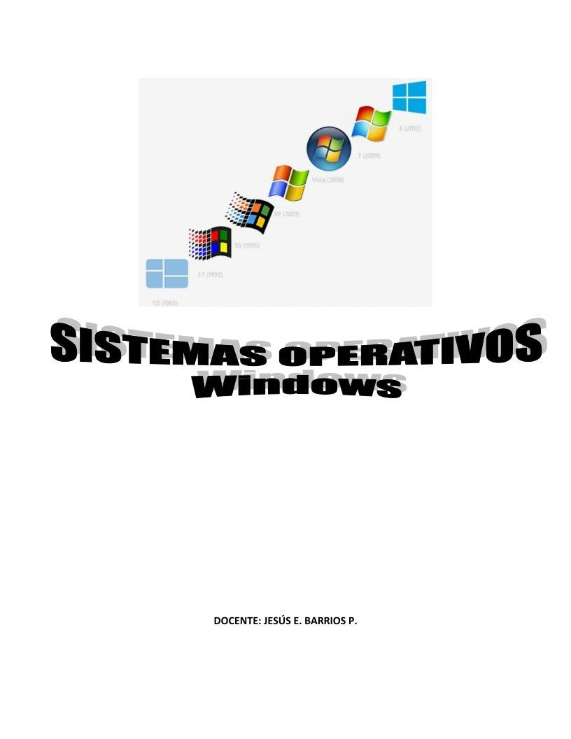 Imágen de pdf Sistemas operativos Windows