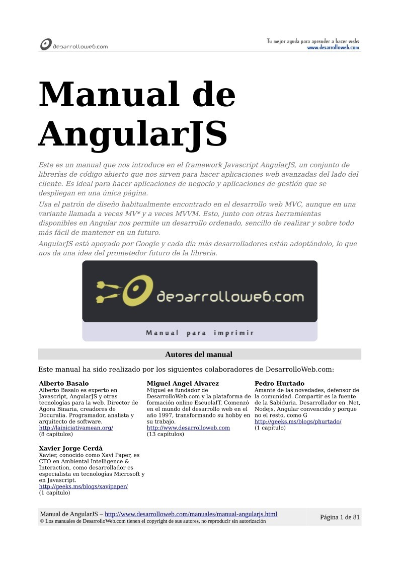 Imágen de pdf Manual de AngularJS