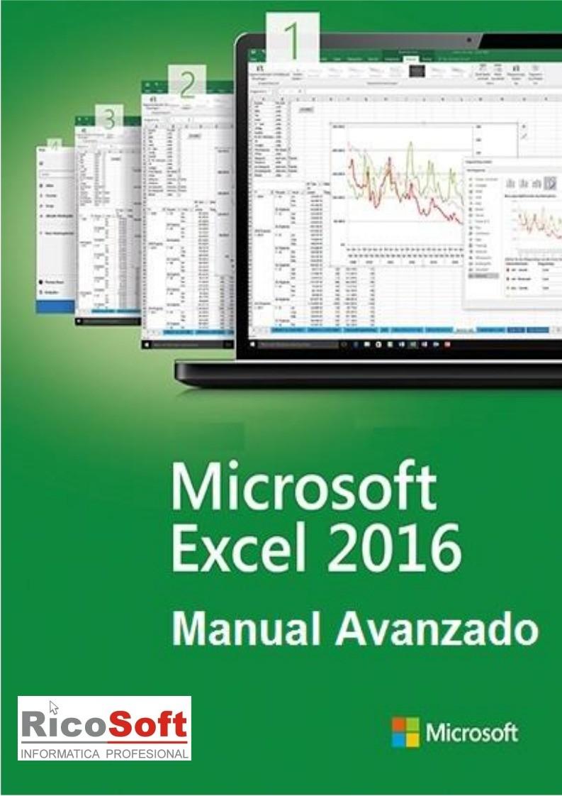 curso completo excel 2016 pdf