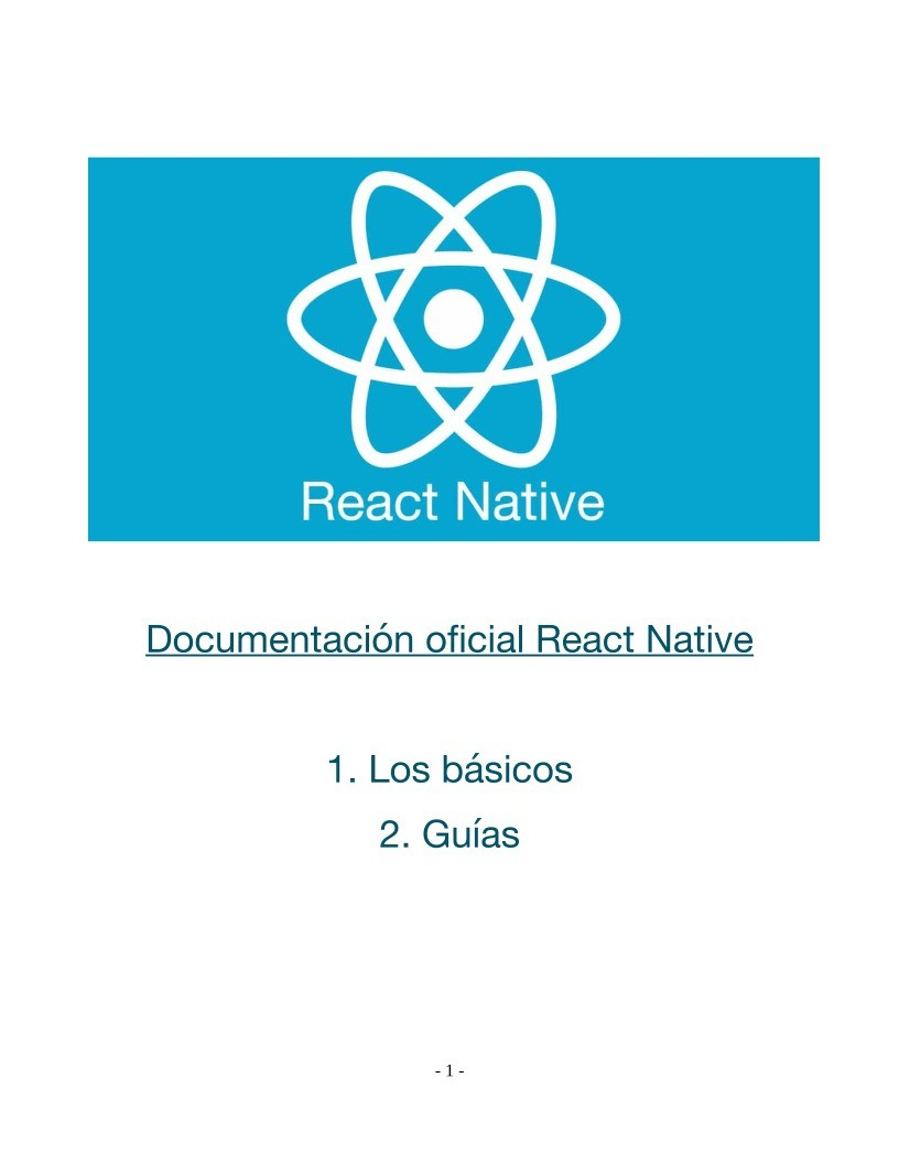 Imágen de pdf React Native