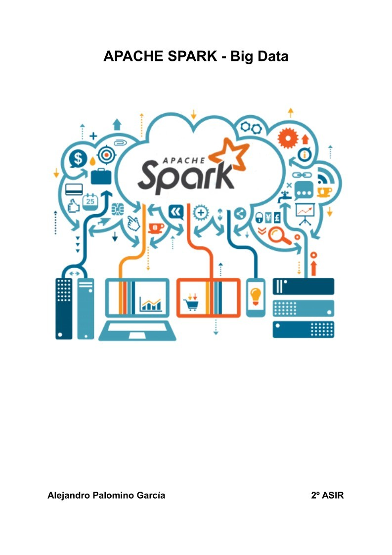 Imágen de pdf APACHE SPARK - Big Data