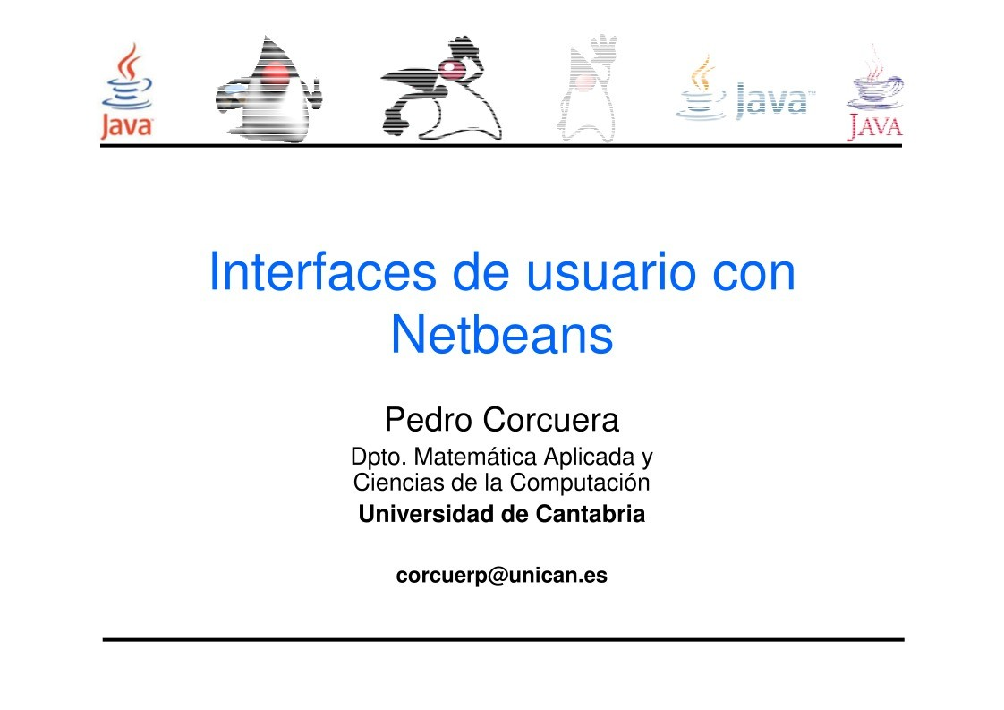 Imágen de pdf Interfaces de usuario con Netbeans