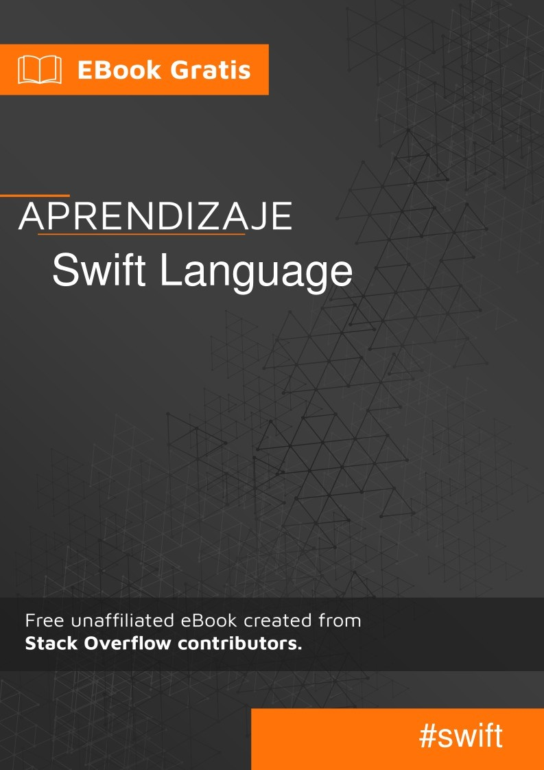 Imágen de pdf Aprendizaje Swift Language