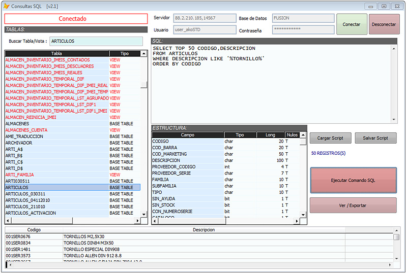 vfp_sqlsuite_screenshot