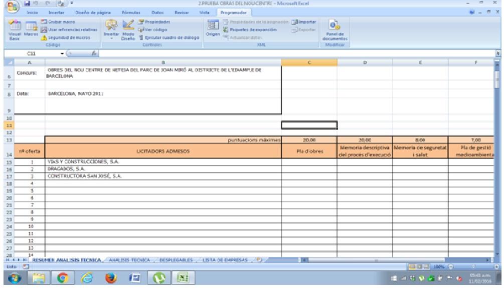 Excel - Copiar celdas especificas de una hoja a otra con una macro