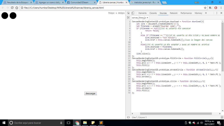 C digo fuente de javascript for Window onload javascript